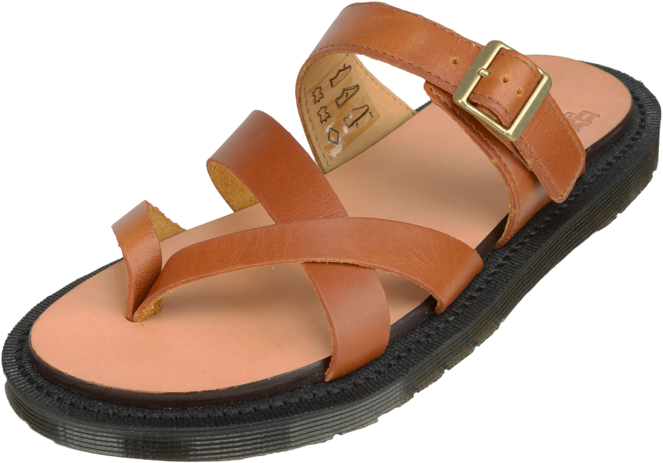 sneakers for cheap 1d349 ee91c Details zu Dr. Martens KASSY Semi Chromo Riemen Zehentrenner Camel SANDALEN