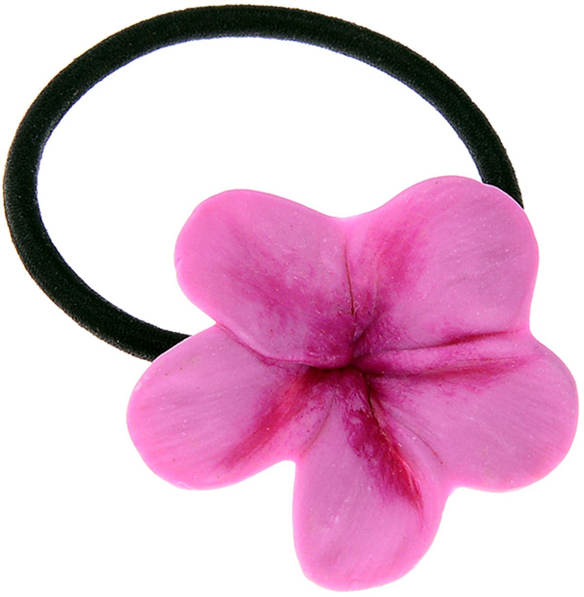 Cute Tiki FRANGIPANI Blüten Flower Haargummi Rockabilly Retro 50s Haarschmuck