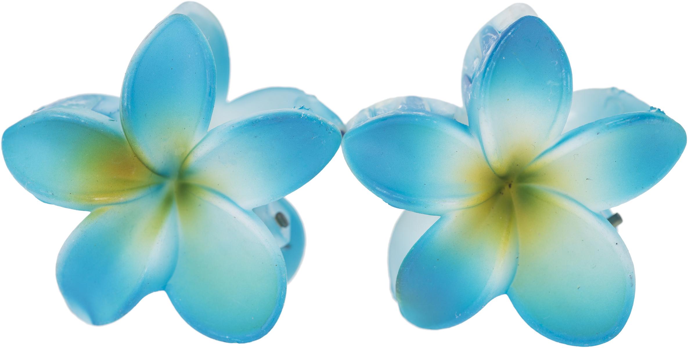 20x Plumeria Pe-schaum Frangipani Künstlichen Blumen Kopfschmuck Wand Dekoration